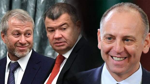 Абрамович, Бокарев и Пумпянский решили построить высокоскоростную магистраль Москва Казань