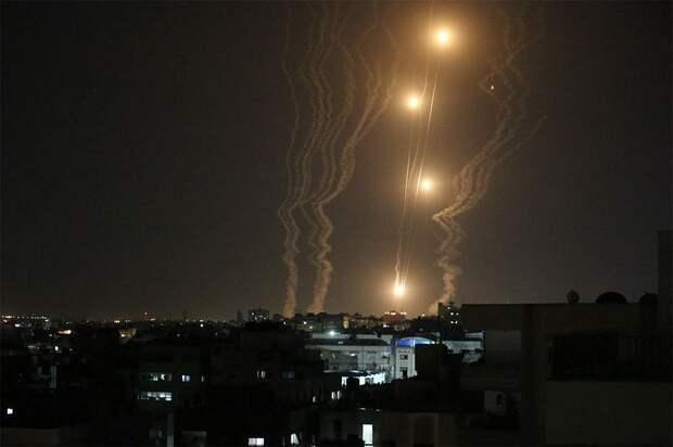 Количество выпущенных по Израилю ракет превысило 1 000
