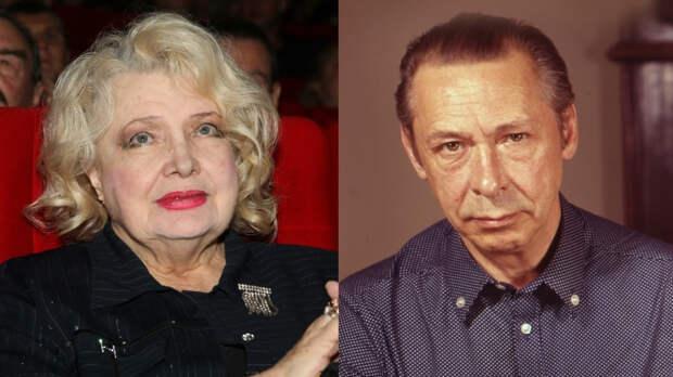 Доктор Олега Ефремова раскрыл правду о романе актера с Татьяной Дорониной