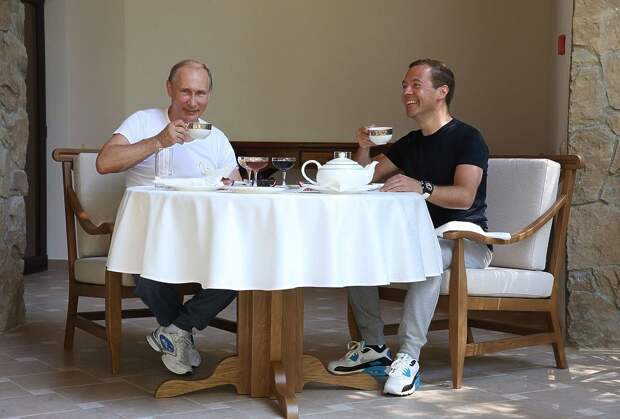 Питайся, как президент: что ест Владимир Путин