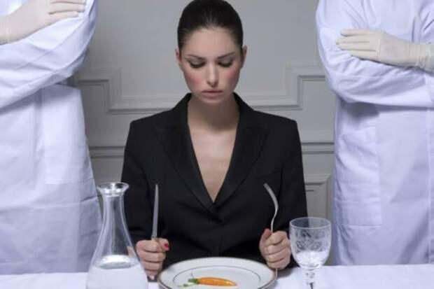 Как вредят жесткие диеты, или 10 неприятных последствий быстрой потери веса