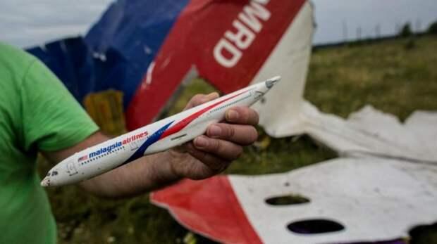 Следствие по MH17 отклонило показания свидетелей о пуске ракеты из зоны ВСУ