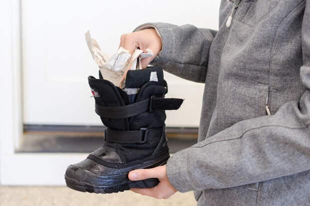 Советы, как уберечь обувь в непогоду