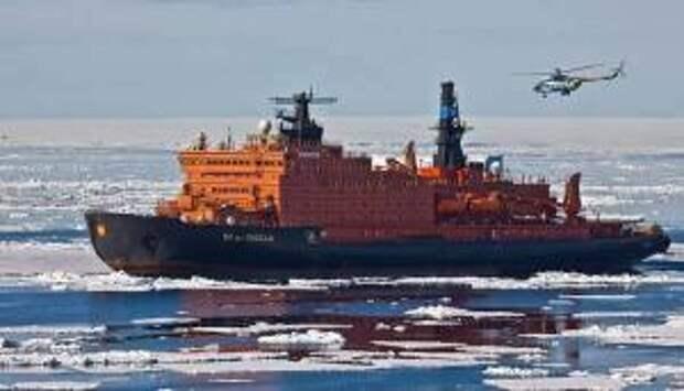 Из Мурманска стартовал первый в этом году круиз на Северный полюс