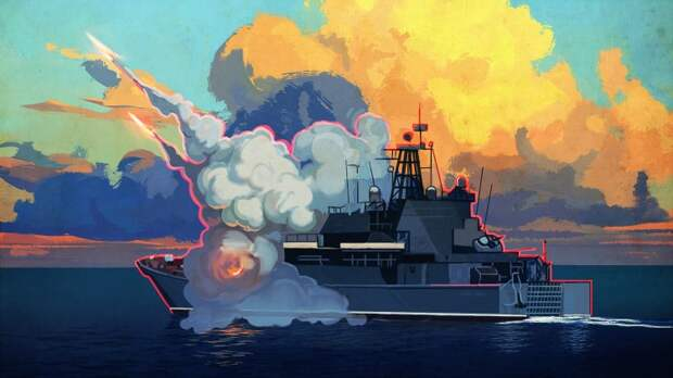 Военный эксперт назвал преимущества Черноморского флота РФ