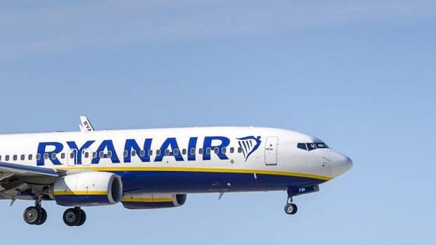 Следком Белоруссии намерен найти автора письма о минирования самолета Ryanair