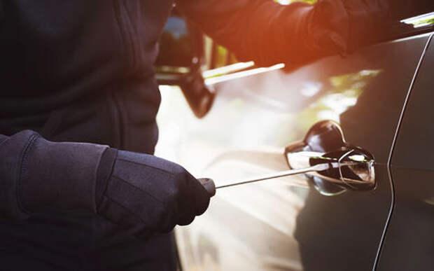 В МВД назвали самые угоняемые марки машин и способы угона