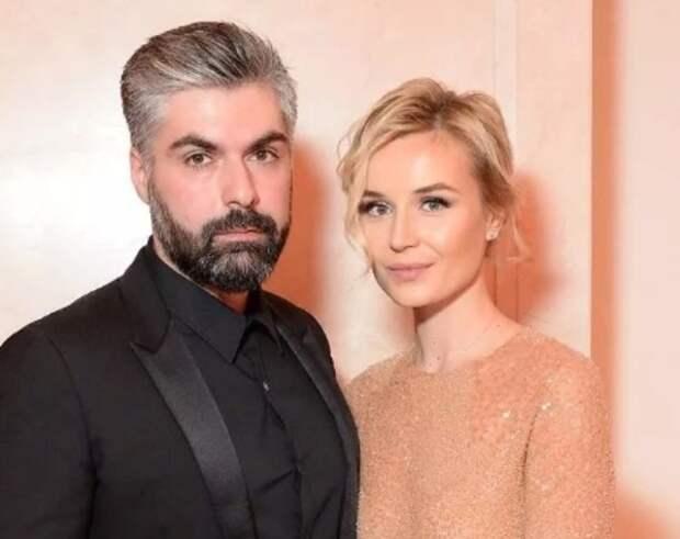 Муж Полины Гагариной прокомментировал роман с банкиршей