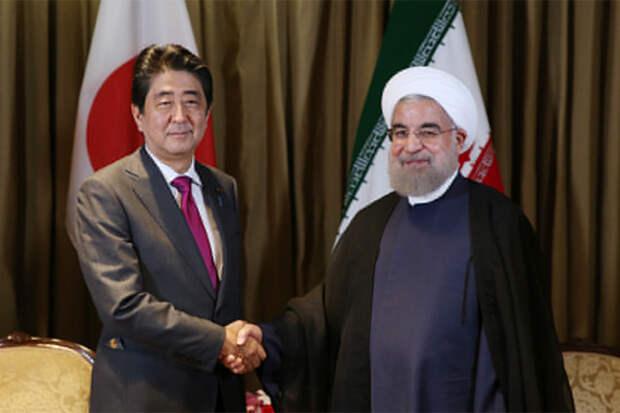 Rouhani_Abe