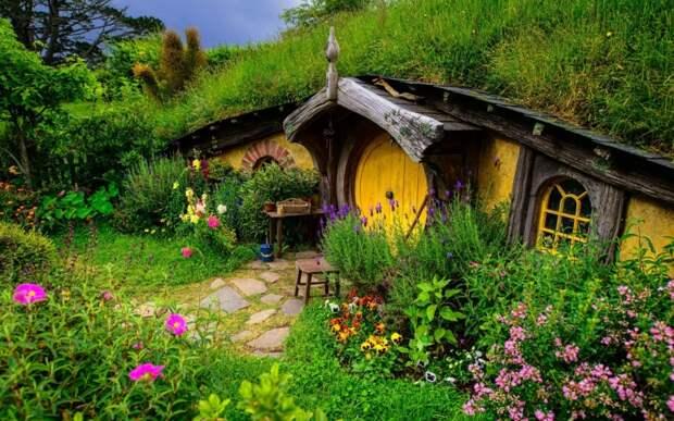 Потрясающие жилища из разных уголков планеты