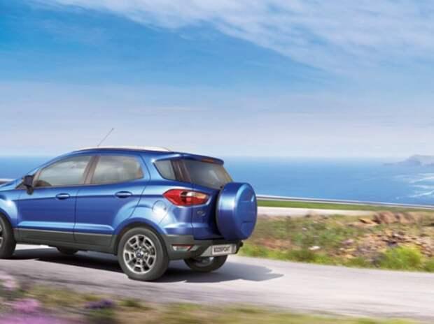Ford освежит кроссовер EcoSport в Европе из-за плохих продаж