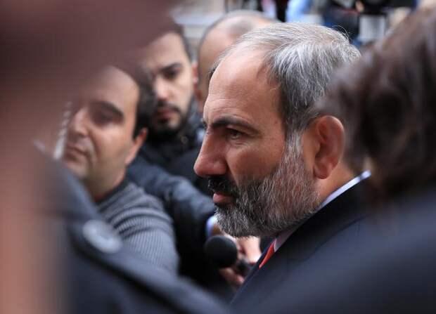 Пашинян: Армения активирует «процедуры в соответствии с ОДКБ»