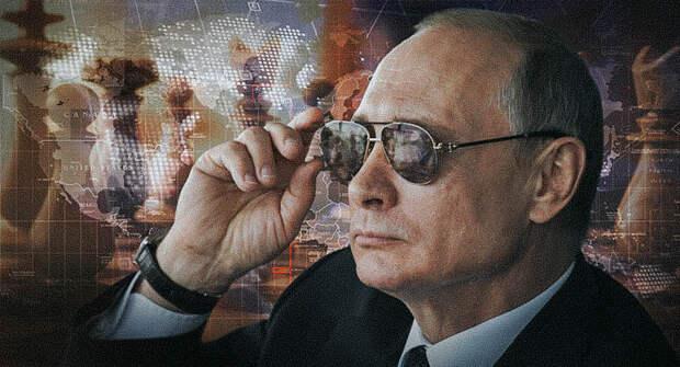 Путин обозначил красную линию, за которую США вход запрещен