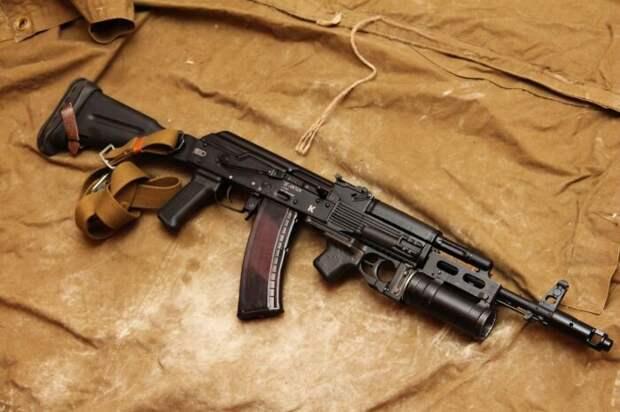 Чем новый российский АК-103 отличается от старого советского АК-74М