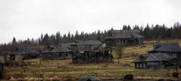 Картинки по запросу Мертвая деревня Растесс в Свердловской области