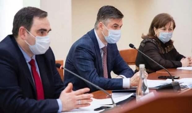 О работе за 2020 год отчитается глава администрации Ростова