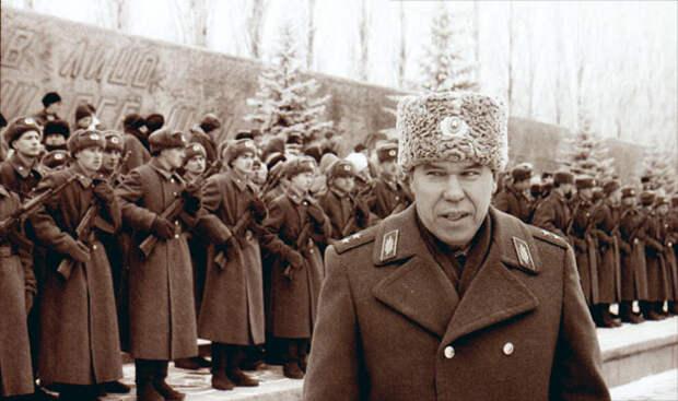 Неудавшееся спасение России генералом Рохлиным