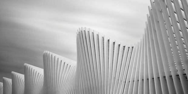 Станция в Реджио Эмилия, Италия. Фотограф: Рэйчел Смит.