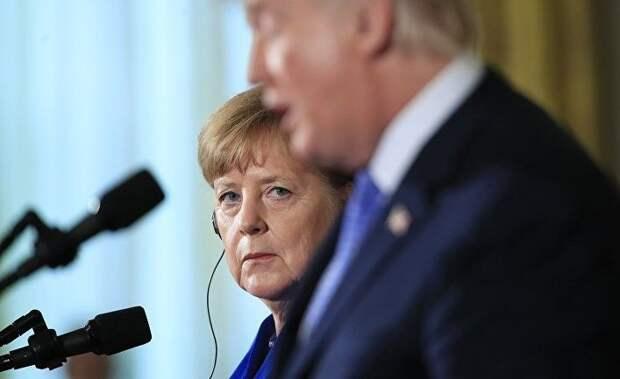 США против Германии: битва за российский газ (WSJ)