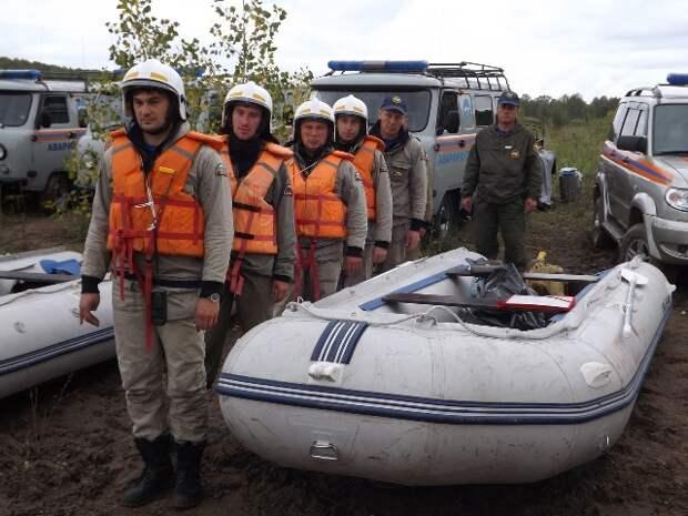 Пропавшего рыбака из Довольного ищут новосибирские спасатели