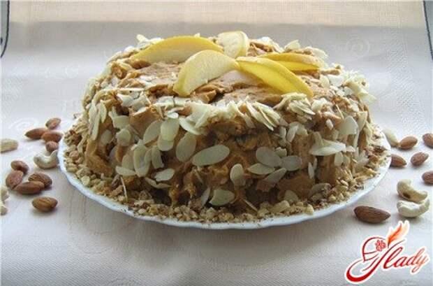 Пряничный торт без выпечки: вкусный десерт за пять минут