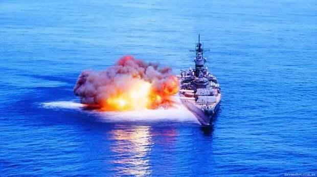 В Сети отреагировали на приказ ВМС США вести огонь по военным кораблям России и Китая