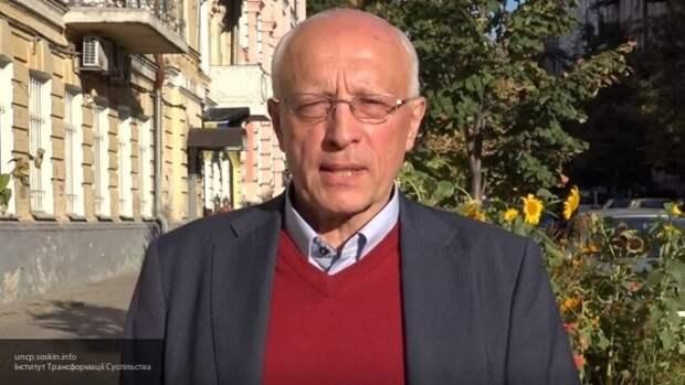 Соскин озвучил единственный способ избежать противостояния Украины и РФ из-за Крыма