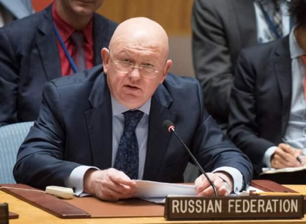 В сети восхитились ответом Небензи в ООН по Донбассу: «Прижал к стенке»