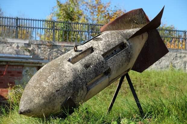 Бомба времён ВОВ взорвалась на благотворительной акции