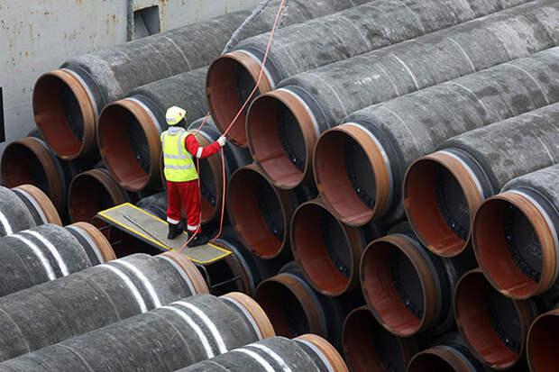 США раздумали вводить санкции против инвесторов «Северного потока-2»