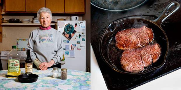 Бабушкина стряпня по всему миру