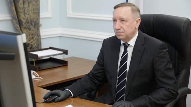Депутат ЗакСа Петербурга назвал ежегодный доклад Беглова высокопрофессиональным