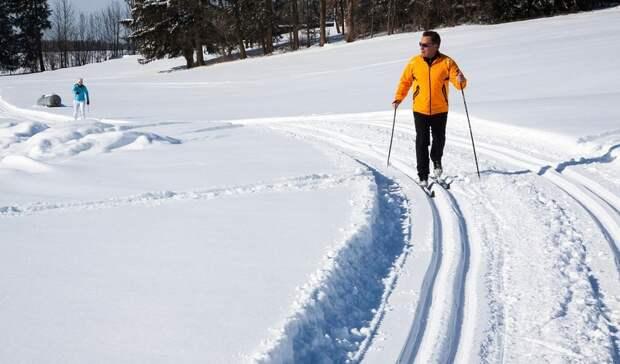 Призеры Югорского лыжного марафона разделят почти 2млн. рублей