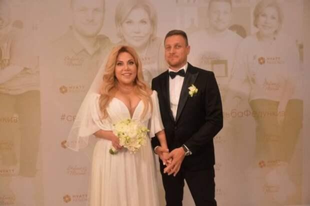 Федункив поделилась подробностями тайного брака с иностранцем