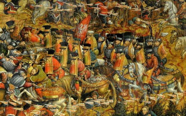 Гусары в битве под Оршей. 1514 год - Гусария: modus operandi | Warspot.ru