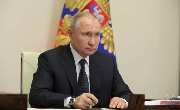 Путинизм в 2020 году