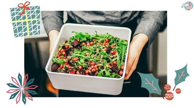 Доесть или выбросить: сколько хранятся новогодние салаты