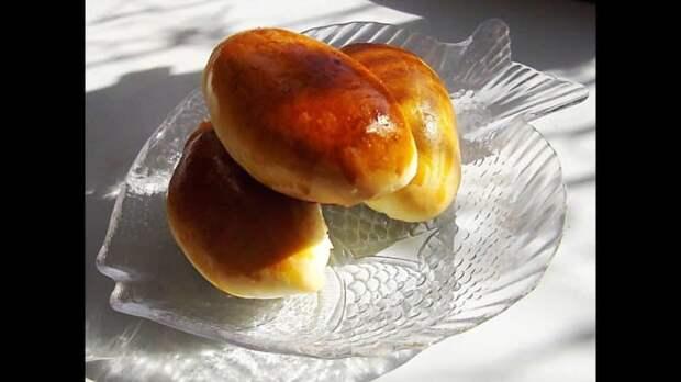 Пышные сдобные пирожки с Секретом– маленькие хитрости вкусной выпечки