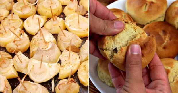Интересные блюда из картофеля