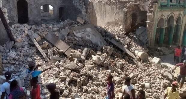 Траур по погибшим при землетрясении на Гаити продлится 3 дня