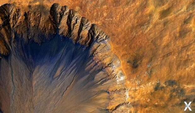 Марс, фото Mars Reconnaissance Orbiter
