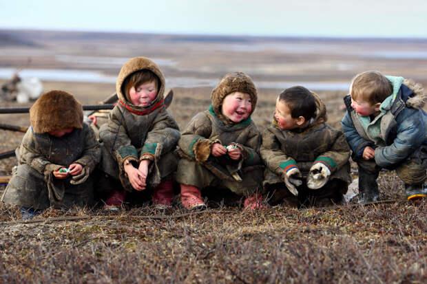 Школьный ад Тундры – как учатся дети коренных народов