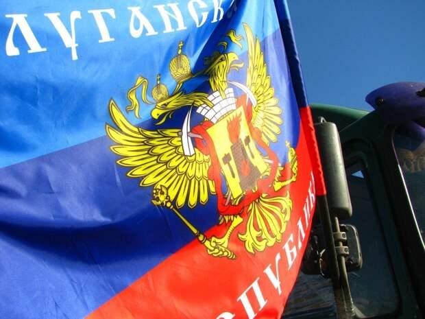 Иностранные волонтеры оказывают помощь жителям ЛНР, оказавшимся в самоизоляции