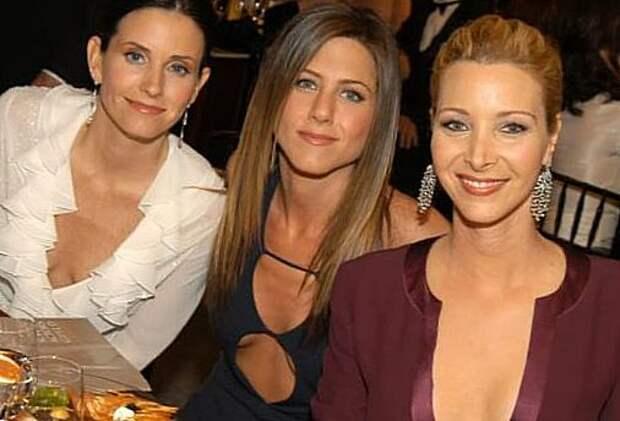 актрисы из сериала друзья
