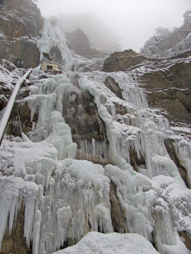 Ледопад Учан-Су