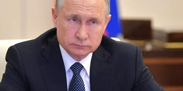 Президент РФ обсудил с главами стран-членов СНГ ситуацию в Киргизии
