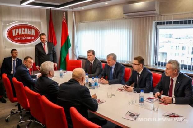 Заседание ассоциации промышленников и предпринимателей прошло в Бобруйске.