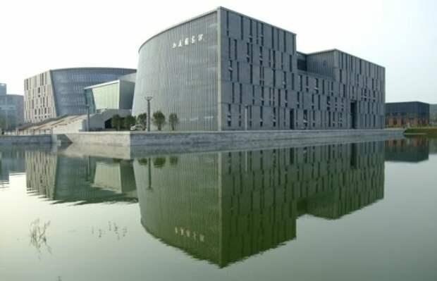 Нанкинский университет в Китае, бывший Императорский