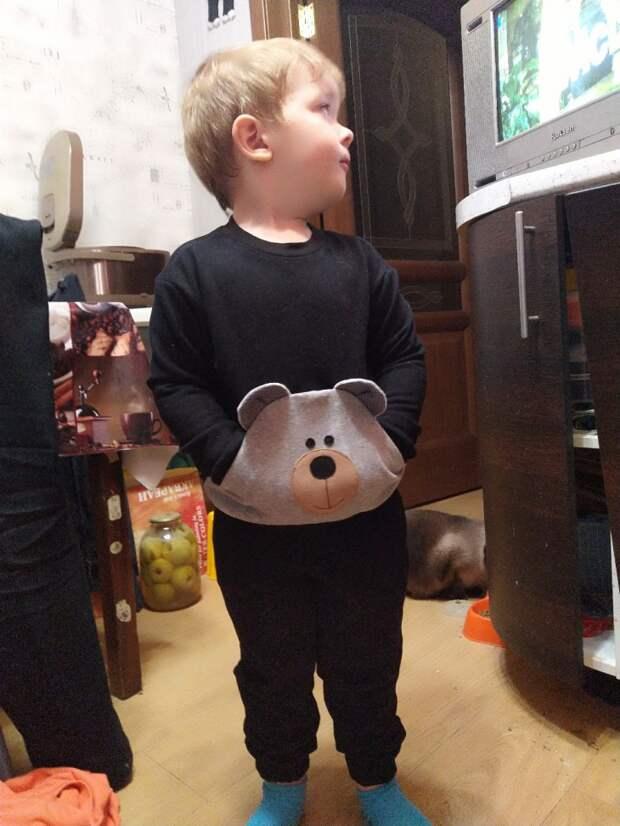 выкройка для детей рост 80 104 см
