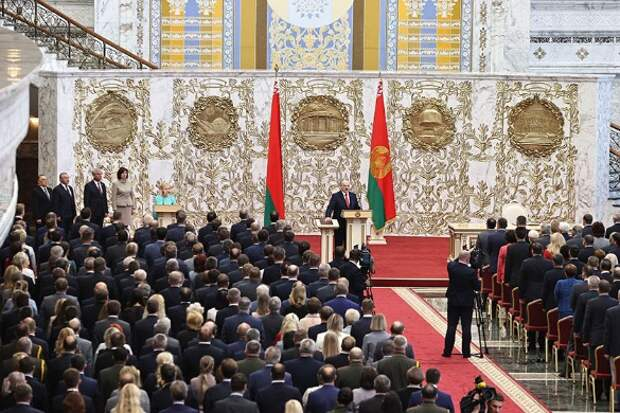 Александр Лукашенко. Фото: Сергей Шелег/БелТА/ТАСС